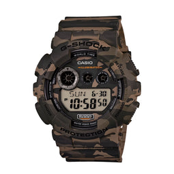 G-Shock Street Large Camo Digital Watch