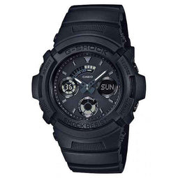 Gshock Analogue Watch Blk