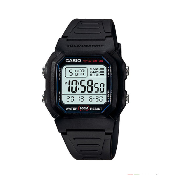 Black Digital Mens Watch