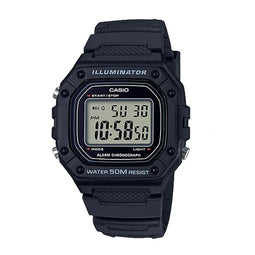 Casio Mens Digital Watch 50 Metres