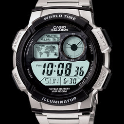 Casio Mens Digital
