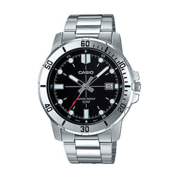 Casio Mens Diver Look 50M Watch