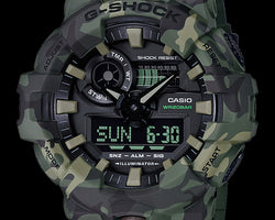 Casio G-Shock Green Camo Watch