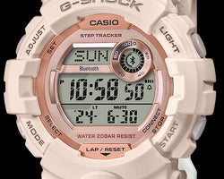 G Shock Woman Bluetooth Step
