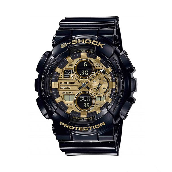 G Shock Duo Metallic Series
