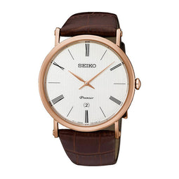 Seiko Premier Mens Dress Watch
