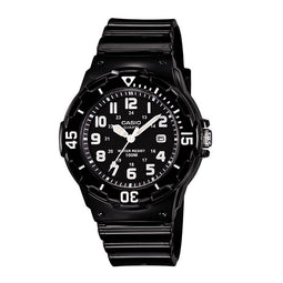 Casio Black Analogue Mens Watch