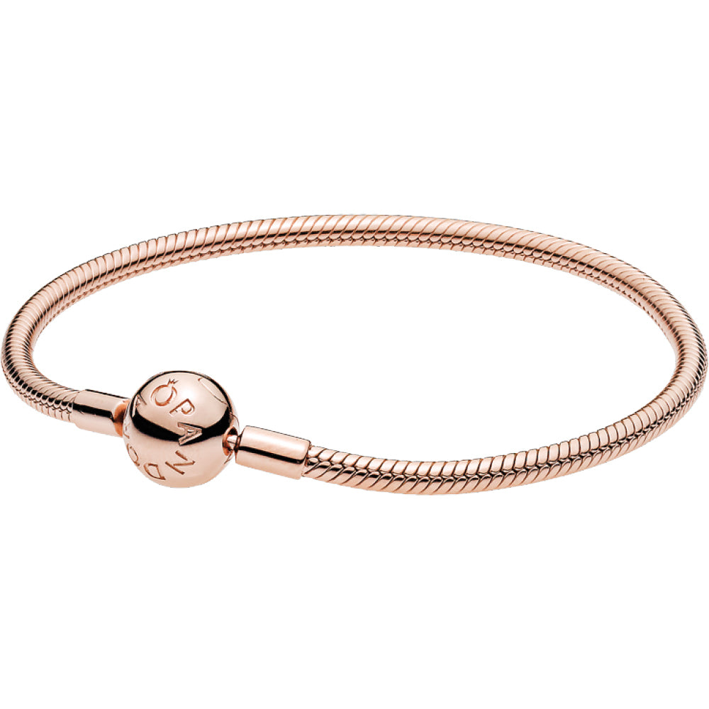 Pandora Rose Moments Smooth Clasp Bracelet