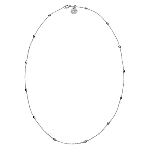 Najo Oval Beads Necklace