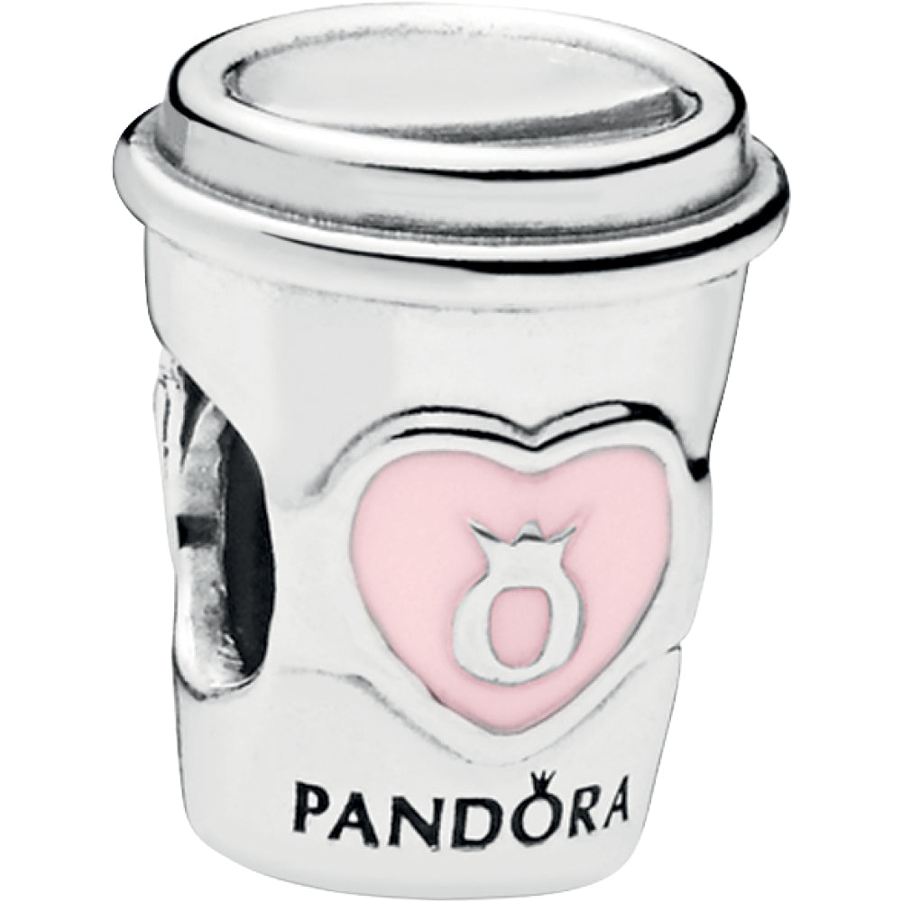 Drink To Go Silver Charm