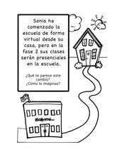 Load image into Gallery viewer, Corona Elementary Coloring Book DOWNLOAD English & Español