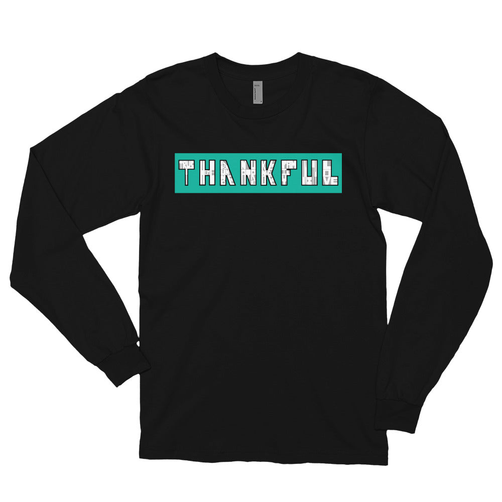 Nia Fia THANKFUL Long sleeve t-shirt