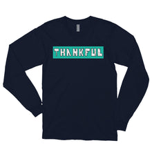 Load image into Gallery viewer, Nia Fia THANKFUL Long sleeve t-shirt