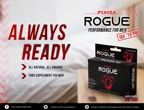 Forza Rogue (for men)