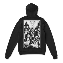 "Load image into Gallery viewer, ""Luciferian Nuns"" Hoodie"