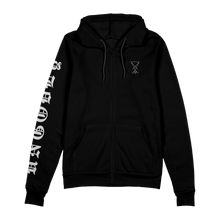 "Load image into Gallery viewer, ""Ungodly"" Zip Up Hoodie"
