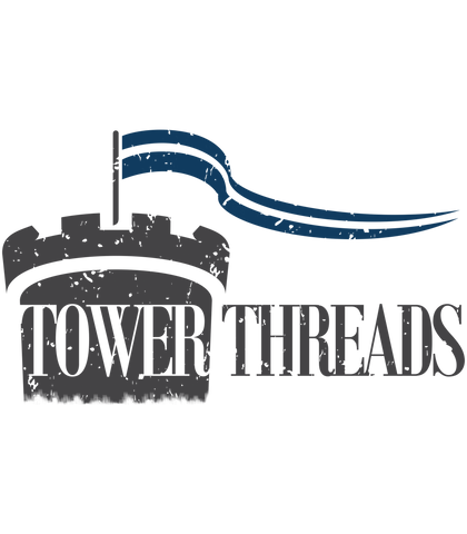 Tower Threads Logo Racerback Tank Top
