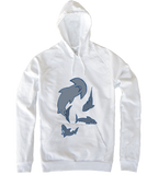 Shark Party Pullover