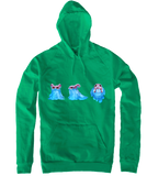 Slime Character Sheet Pullover