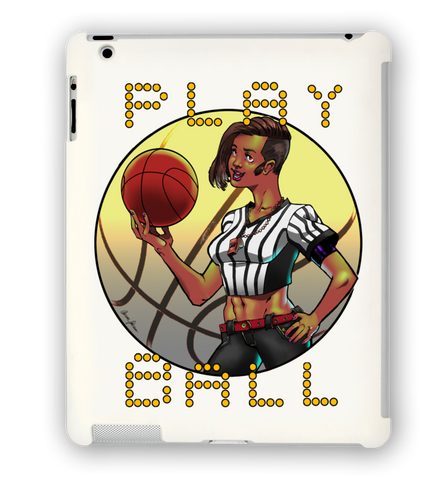 Play Ball iPad Case