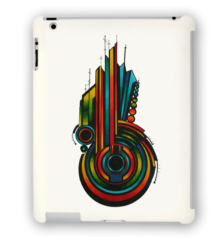 Rainbow Key iPad Case