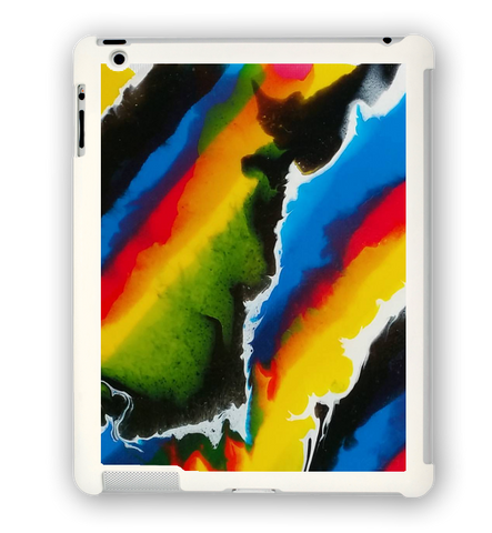 Primaries iPad Case