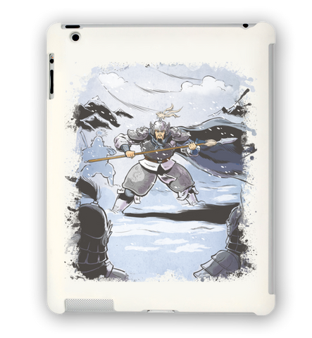 Conquest of the Three Kingdoms: Zhao Yun iPad Case