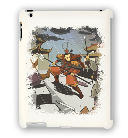 Conquest of the Three Kingdoms: Lu Bu iPad Case