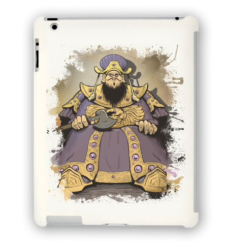 Conquest of the Three Kingdoms: Dong Zhuo iPad Case