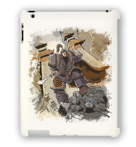 Conquest of the Three Kingdoms: Hua Xiong iPad Case
