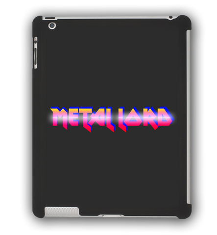 Metal Lord iPad Case