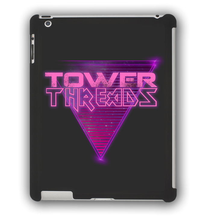 Tower threads Neospace iPad Case