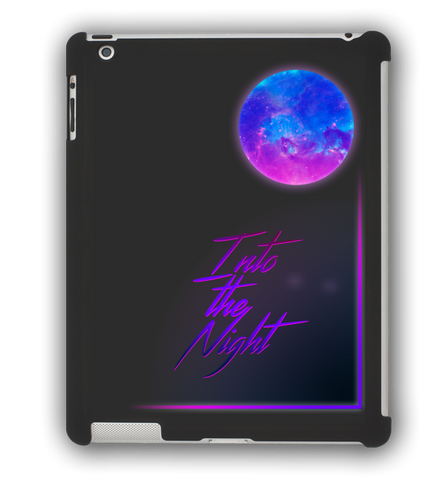 Into the Night iPad Case