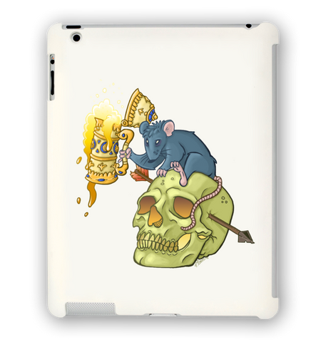 Stein Rat iPad Case