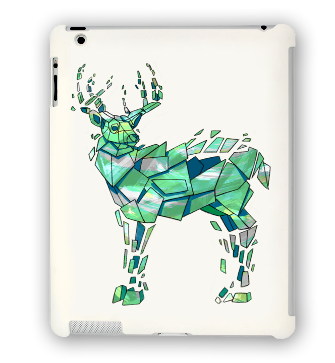 Green Deer iPad