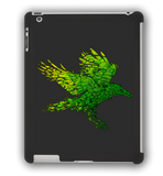 Green Crow iPad Case