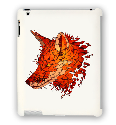 Red Fox iPad Case