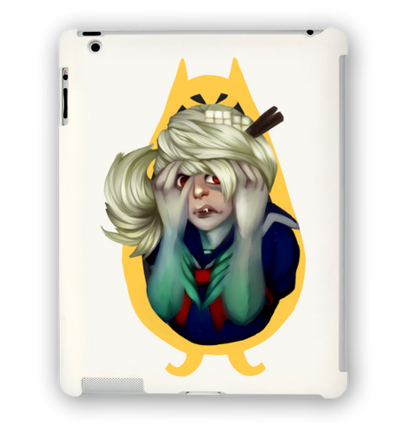 The Innsmouth Look iPad Case