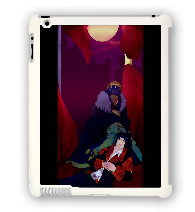 What A Horrible Night iPad Case