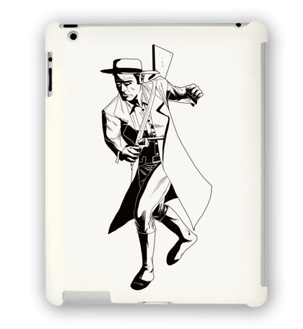 The Baron iPad Case