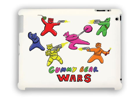 Gummy Bear Wars iPad
