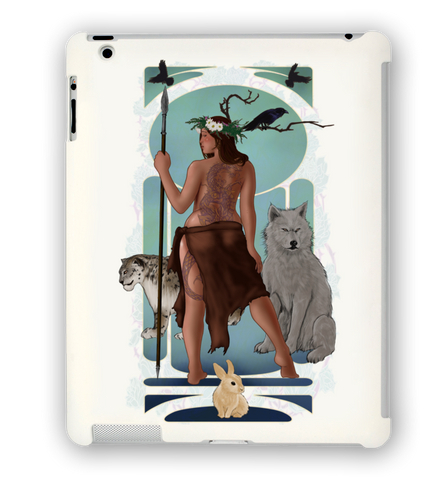 The Huntress iPad Case