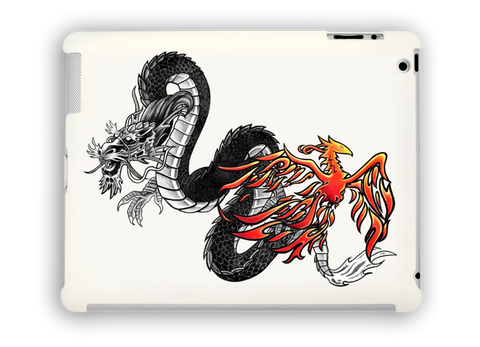 Wind Dance iPad Case