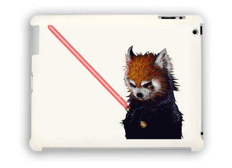 Dark Panda iPad Case