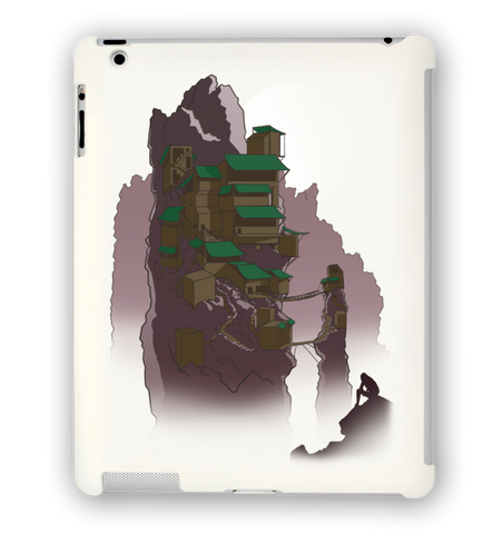 Abandoned Tower iPad Case