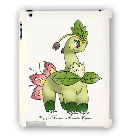 Florabeast iPad Case