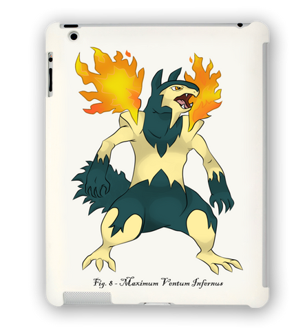 Infernobeast iPad Case