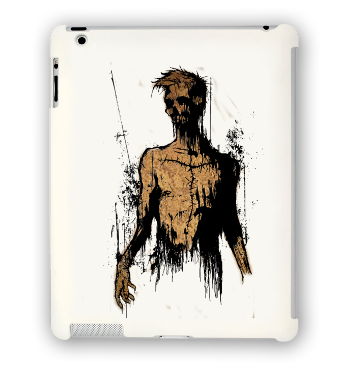 Jon Doe iPad Case