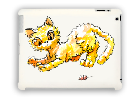 Cat & Mouse iPad Case