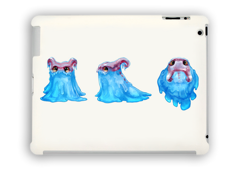 Slime Character Sheet iPad Case